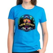 New Moon Magic Forest by Twibaby Tee