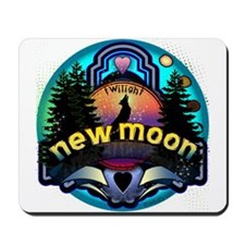 New Moon Magic Forest by Twibaby Mousepad