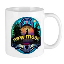 New Moon Magic Forest by Twibaby Mug