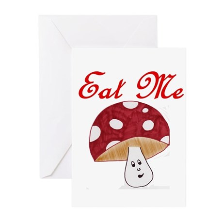 Eat Me Greeting Cards (Pk of 10)