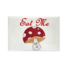 Eat Me Rectangle Magnet