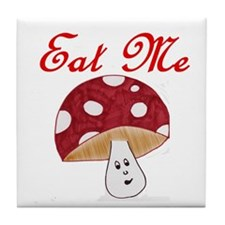Eat Me Tile Coaster