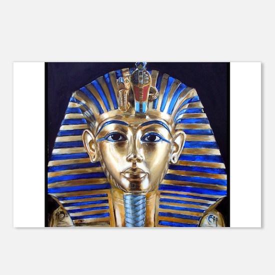 Tutankhamun Postcards (Package of 8)