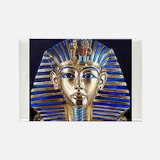 Tutankhamun Rectangle Magnet