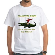 ALLIGATOR RIDES Shirt
