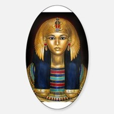 Egyptian Oval Decal