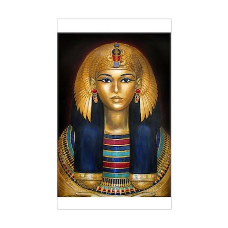 Egyptian Rectangle Sticker