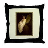 Angel throw pillow Throw Pillows