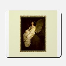 Winged Figure by Abbot Thayer Mousepad