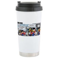 Cute Airplane mechanics Travel Mug