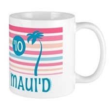 Stripe Just Maui'd '10 Mug
