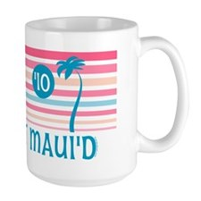 Stripe Just Maui'd '10 Mug