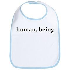 Bib - human being