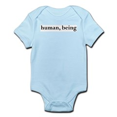 Infant Bodysuit - human being