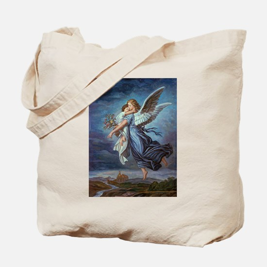The Guardian Angel Tote Bag