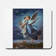 The Guardian Angel Mousepad