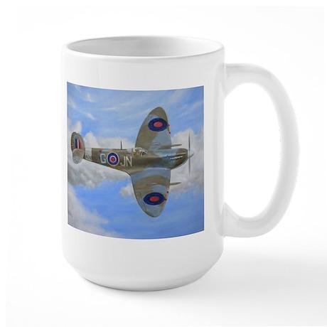 Spitfire Large Mug