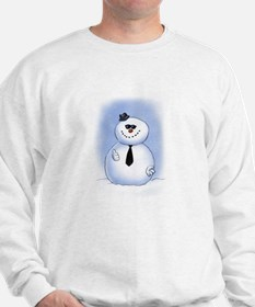 Snowman Dude Sweater