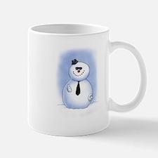 Snowman Dude Mug