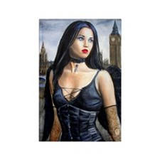 London Gothic Rectangle Magnet (10 pack)