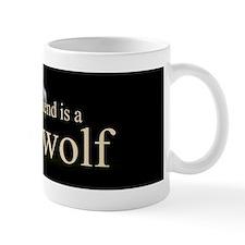 Boyfriend Werewolf V3 Small Mugs