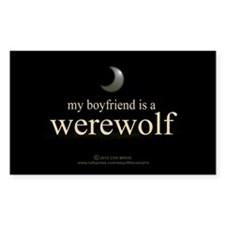 Boyfriend Werewolf V3 Decal