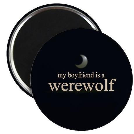 Boyfriend Werewolf V3 Magnet