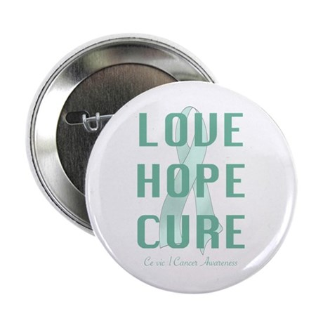 "Cervical Cancer Awareness 2.25"" Button (10 pack)"
