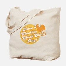 LOST Cluckity Cluck Cluck Tote Bag