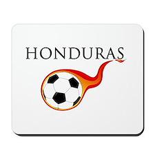 Honduras Soccer Mousepad