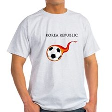 Korea Republic Soccer T-Shirt