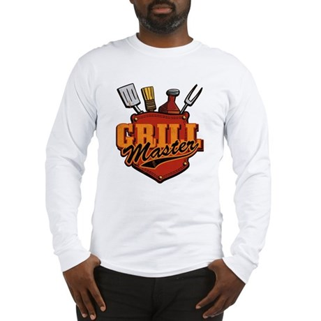 Pocket Grill Master Long Sleeve T-Shirt