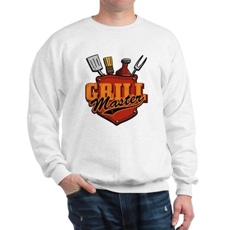 Pocket Grill Master Sweatshirt