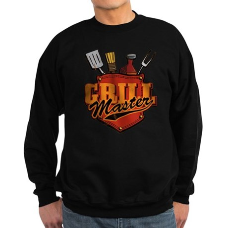 Pocket Grill Master Sweatshirt (dark)