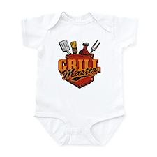 Pocket Grill Master Infant Bodysuit