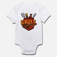 Pocket Grill Master Infant Bodysuit