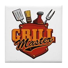Pocket Grill Master Tile Coaster