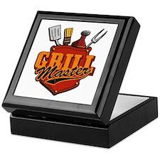 Pocket Grill Master Keepsake Box