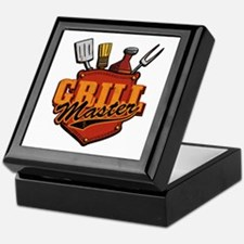 Pocket Grill Master Keepsake Box