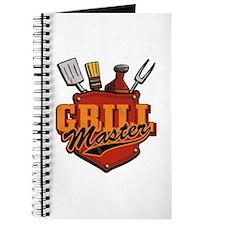 Pocket Grill Master Journal