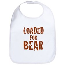 Loaded for Bear - Bib