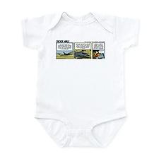 0475 - Flying low Infant Bodysuit