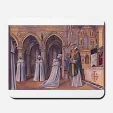 Templar Mass Mousepad