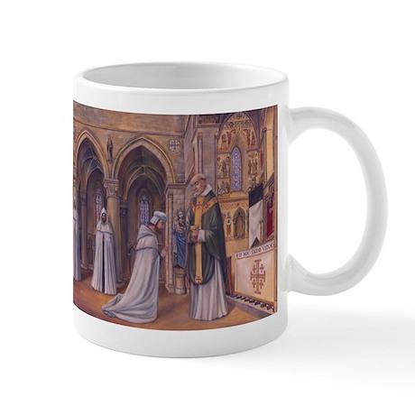 Templar Mass Mug
