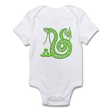 Year of the Snake Infant Creeper