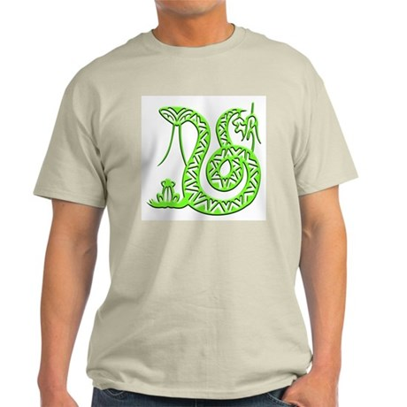 Year of the Snake Ash Grey T-Shirt