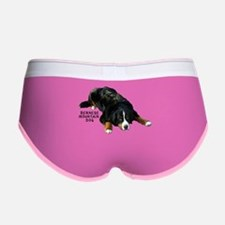 Berner on the bum - Women's Boy Brief