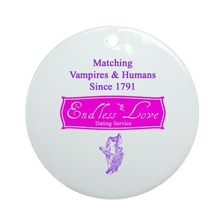 Endless Love Ornament (Round)