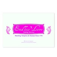 Endless Love Postcards (Package of 8)