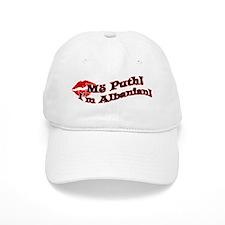 Më puth! Kiss me, I'm Albania Baseball Cap